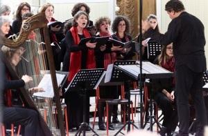 Il Coro Didone (foto De Giuli)