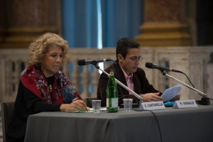Eva Cantarella & Nicla Vassallo