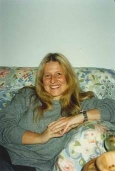 Lucia Vastano qualche anno fa (foto di Paola Ciccioli)
