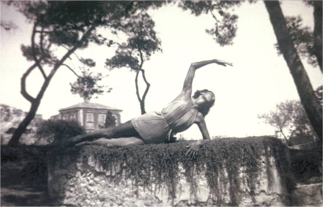 Maria Cumani a Siracusa (foto di Alessandro Quasimodo)