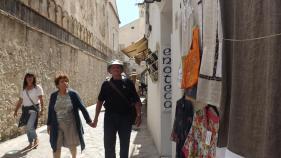 Pupe e Julio innamorati a Napoli