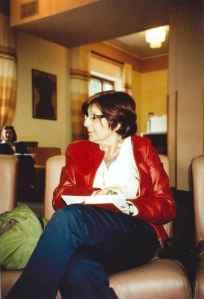 Adele Colacino a Decollatura (foto di Paola Ciccioli)