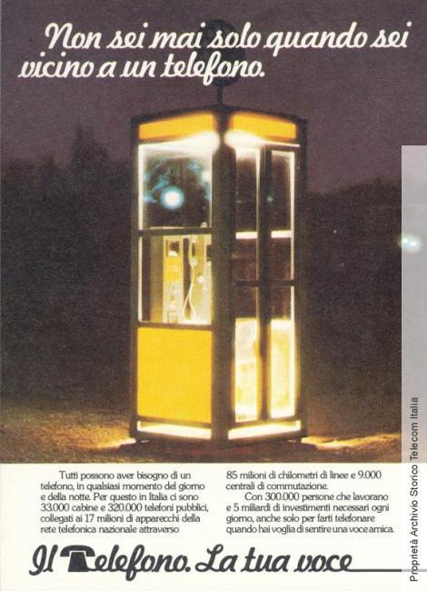 l'odore della cabina telefonica (o anche gabina) ? donne della realtà - Cabina Telefonica