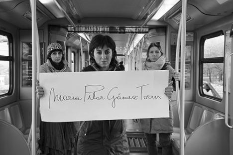 Alessandra Attianese per Maria Pìlar Gamiz Torres