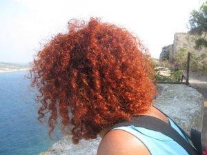 Rosalba al mare
