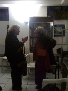 Lea Melandri (presidente) e Laura Lepetit