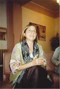 Maria Carmela Lanzetta (foto di Paola  Ciccioli)
