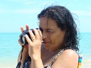 Patrizia L'Astorina fotografata dalla sorella Alba