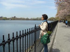 Alba a Manhattan, fotografata dal suo Tonino.
