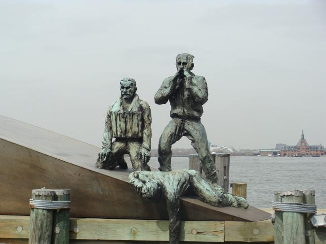 Ellis Island Waterfront