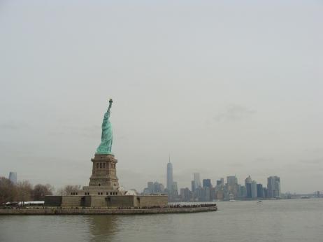 Statua Libertà Ellis Island