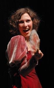"""Cecilia in palcoscenico. Qui è Vittoria ne """"Le smanie della villeggiatura"""" di Carlo Goldoni"""