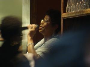 "Gospel ""rubato"" al Silvia's restaurant"