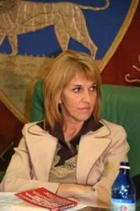 Sabina, figlia del sindacalista Guido Rossa che fu ucciso dalle Brigate Rosse a Genova il 24 gennaio 1979