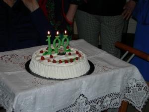 Angela Giannitrapani, torta