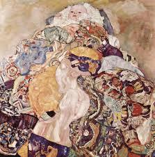 "Gustav Klimt, ""La culla"" (1917-1918)"