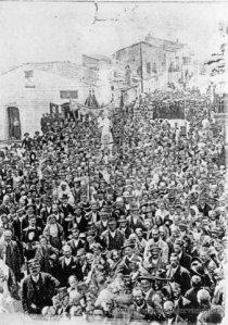 Rosalba, la folla