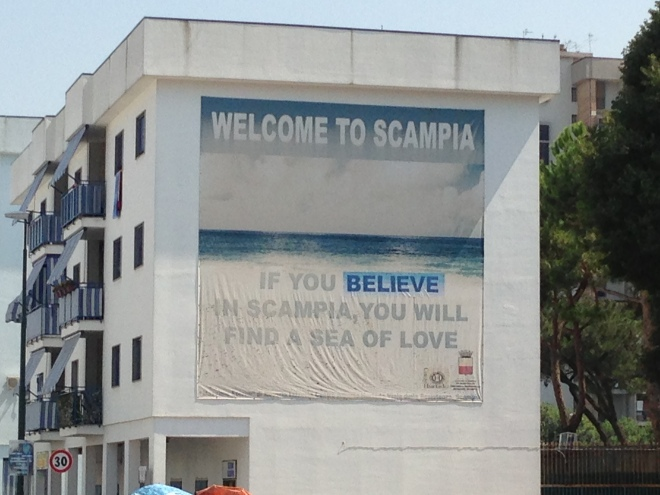 Scampia, benevenuti