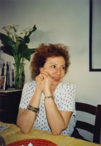 Angela, foto mia