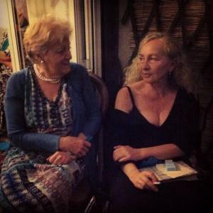 IO con Mariagrazia