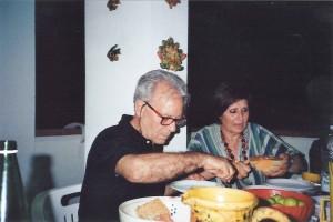 Adele con Arturo