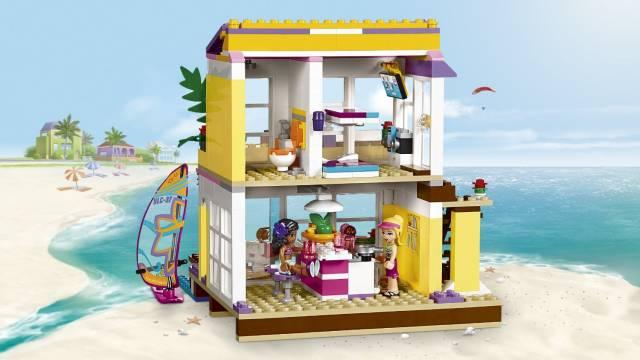 Charlotte ed ellen la bambina e la scienziata che hanno for Costo dell ascensore della casa sulla spiaggia