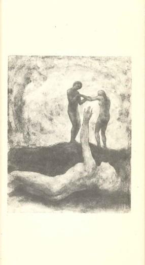 """Illustrazione da """"Il Profeta"""""""