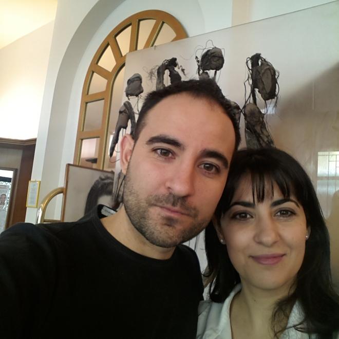 Alessio e Stefania Capua
