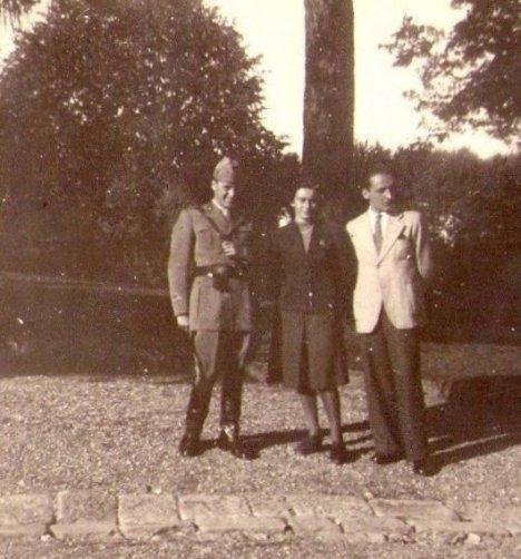 Teresa Mattei in una foto dell'archivio privato della famiglia Del Lungo