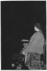 """Emma Coccanari Marconi, la """"nonna Emma"""" di Mariagrazia Sinibaldi (foto dal suo archivio privato)"""