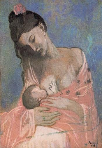 maternidad-picasso