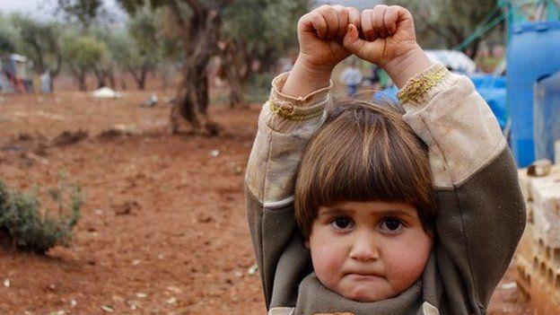 Bambina in Sirya