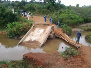 Madagascar ponte
