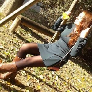 Elena Novati, immagine dal suo profilo Facebook