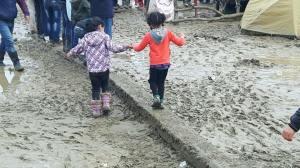 Bambine Idomeni