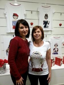 Maria Elena con Paola Cassano 2