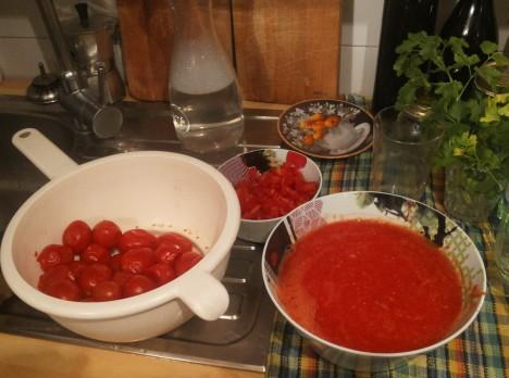Pomodori, Luca