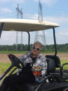 Our signora Vecchiottina outing in Canada