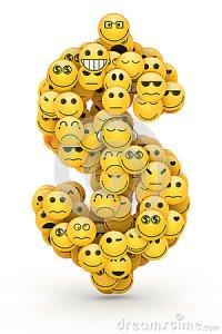 simbolo-di-dollaro-degli-emoticon-33009792